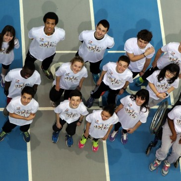 Challenge des Jeunes Athlètes Handisport