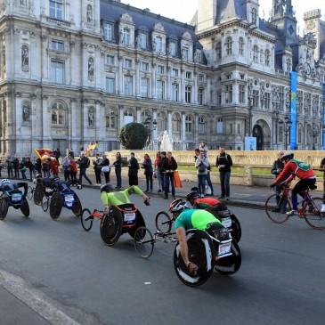 Inscription au Marathon de Paris 2016