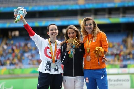 Jeux Paralympiques – Rio 2016