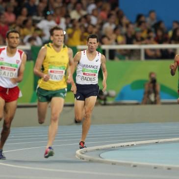 Rio 2016 : Louis Radius en Bronze !