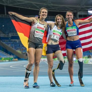 Rio 2016 : L'exploit de Marie sur le 400m !