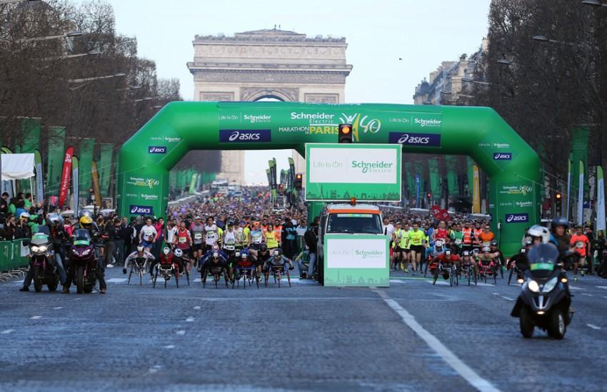 Participez au Marathon de Paris le 8 avril !