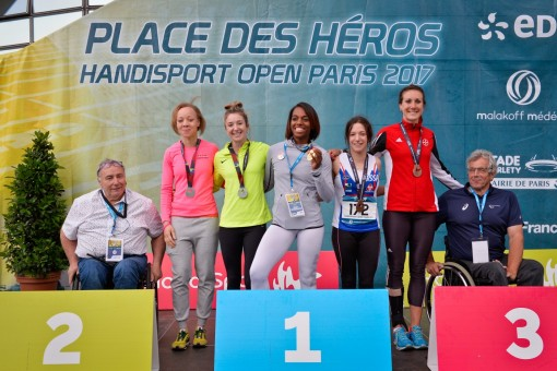 HANDISPORT OPEN PARIS 2017