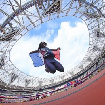 Londres 2017 : Angélina Lanza dans l'élite mondiale !