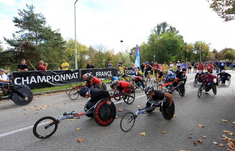 Le France de Semi-Marathon à St Vulbas
