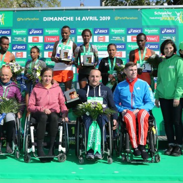 Julien Casoli vainqueur à Paris !
