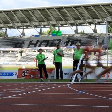 Juges et amoureux de l'athlétisme