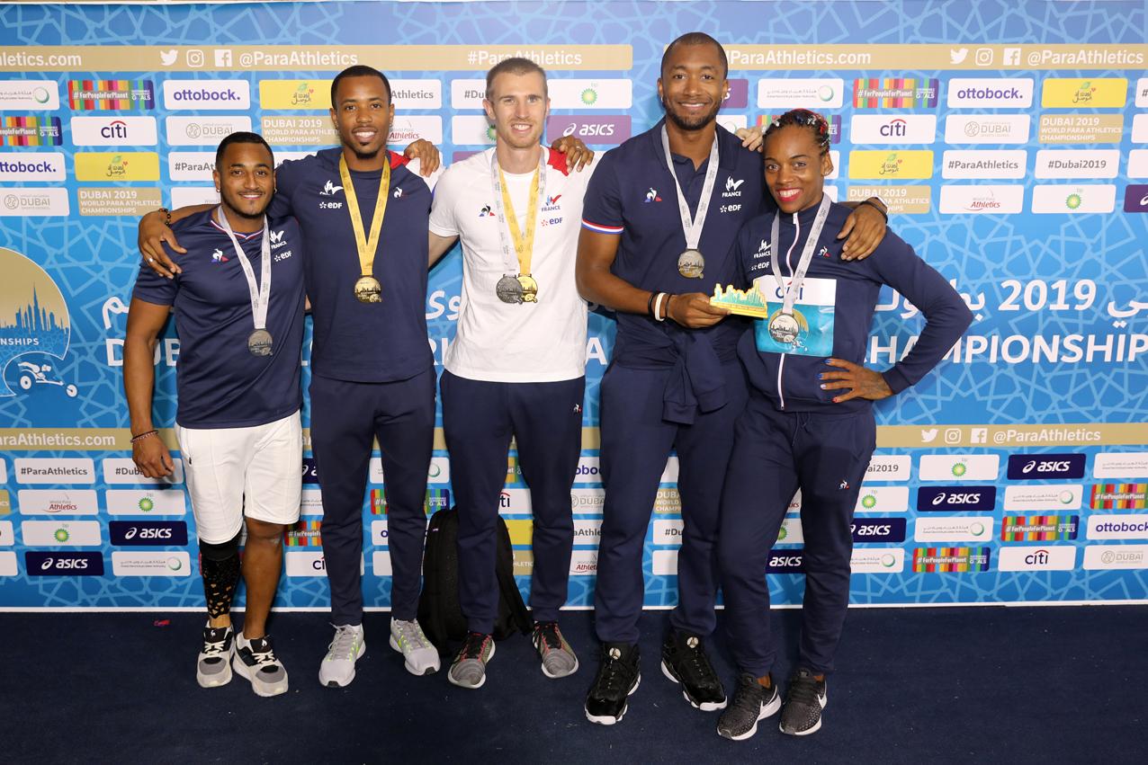 Bilan Championnats Du Monde 2019 Athletisme Handisport