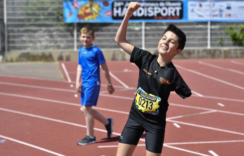 Le Challenge des Jeunes Athlètes