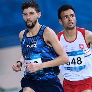Les Bleus en forme à Tunis