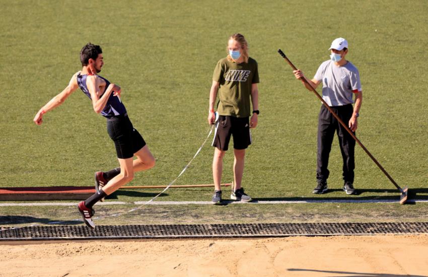 À Maisons-Alfort, les athlètes handisport font un bond vers Tokyo