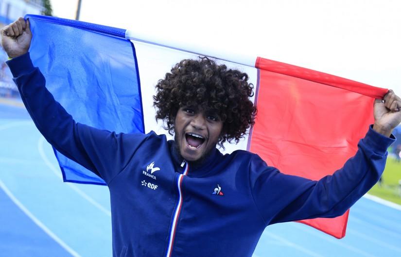 2ème journée – Les pépites françaises font sensation !
