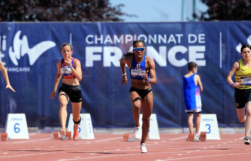 Championnats de France Open, le bilan