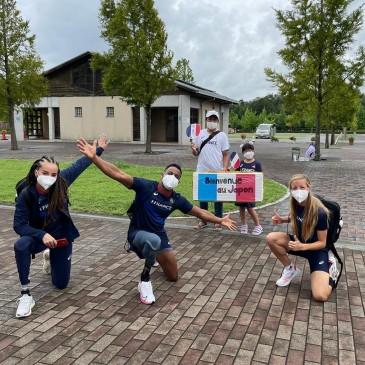 Pré-camps au Japon : s'acclimater et travailler en toute sérénité