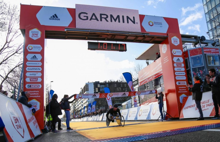 Résultats championnat de France de semi-marathon