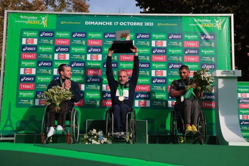 Résultats championnats de France Schneider Electric Marathon de Paris